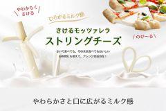 ストリングチーズ ブランドサイト